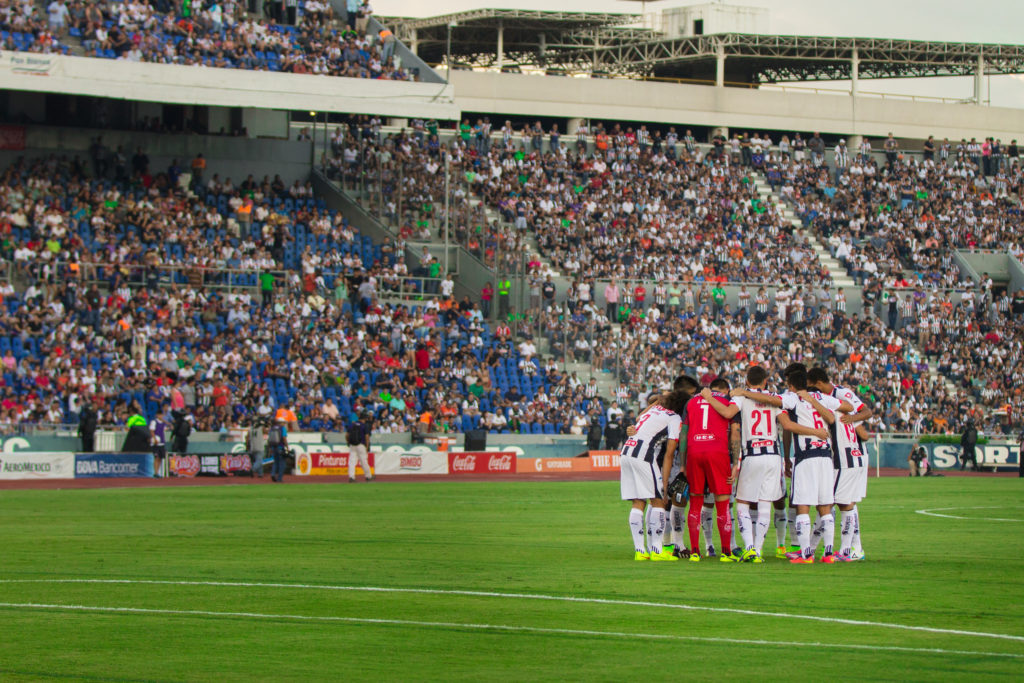 estadio rayados club futbol