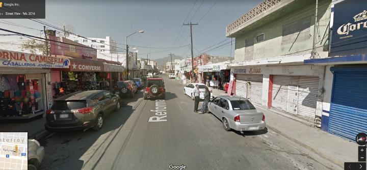 Crecer en el centro de Monterrey