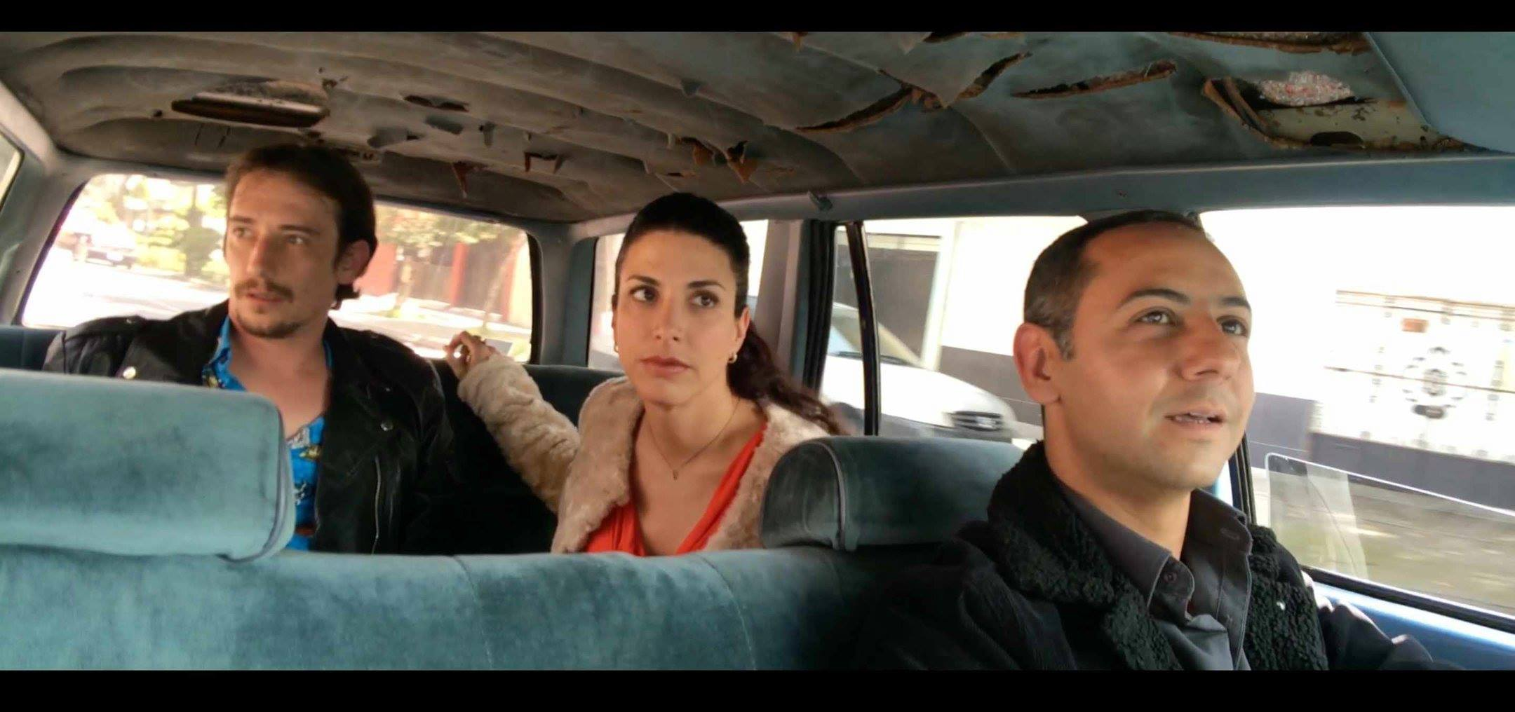 Oso polar, la primera película mexicana grabada con iPhone