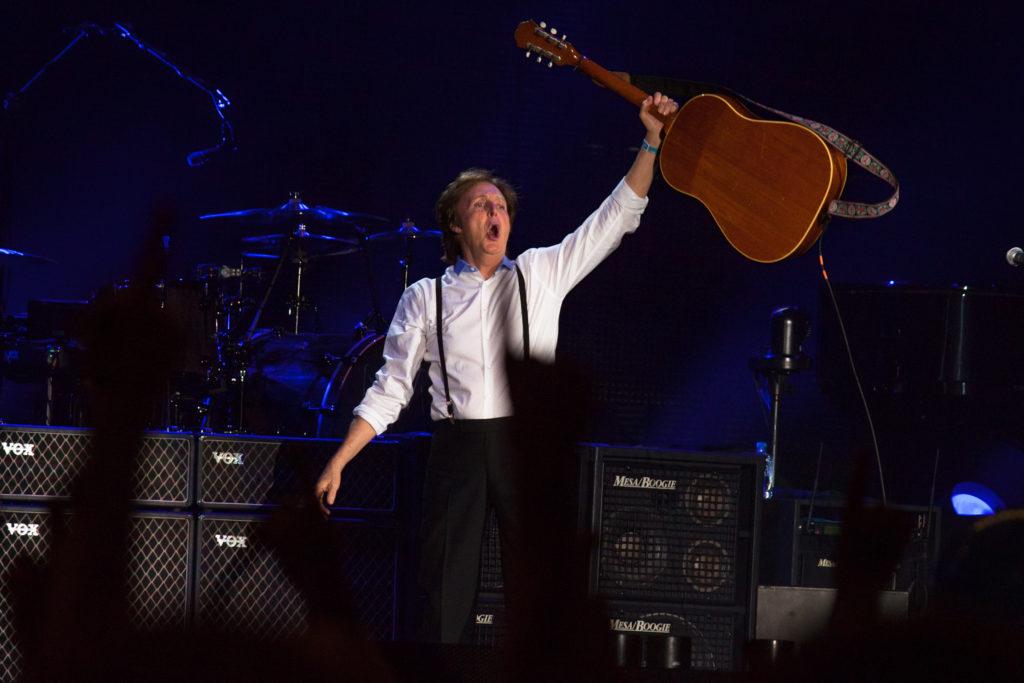 McCartney en montevideo