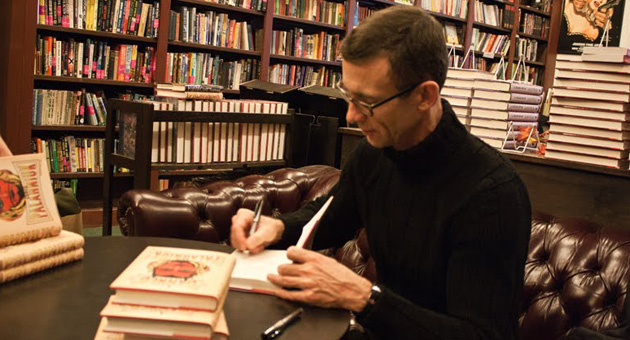 Chuck Palahniuk escritor