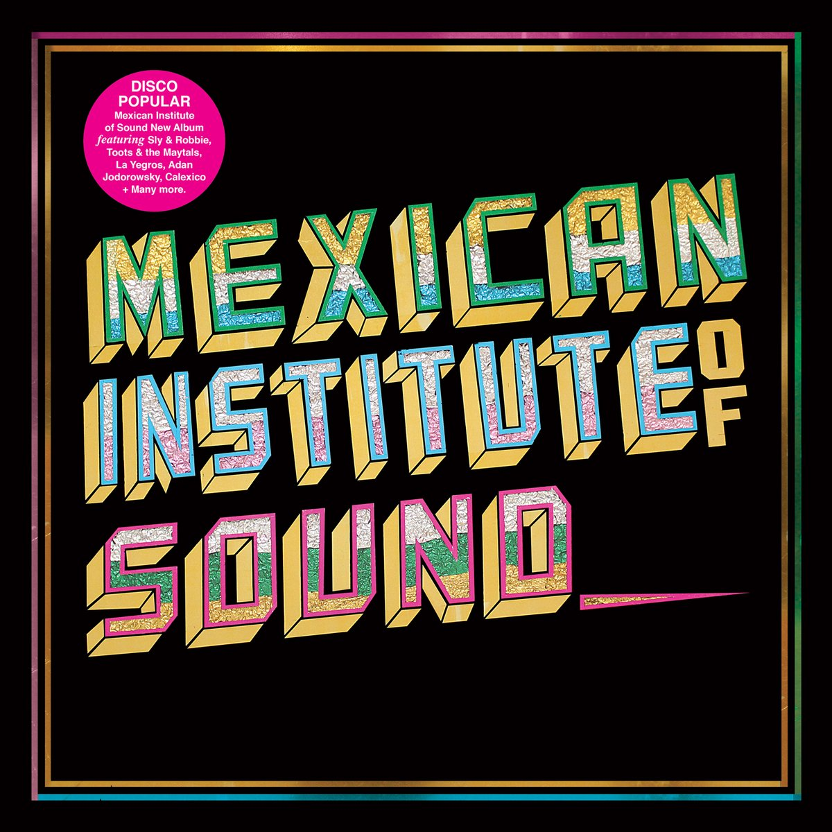 Instituto Mexicano del Sonido - Disco Popular