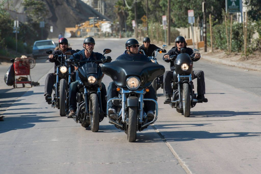 motocicleta sons of anarchy