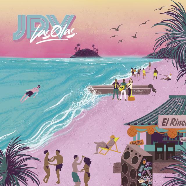 Juan Pablo Vega - Las olas EP