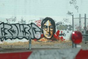 La camiseta de John Lennon