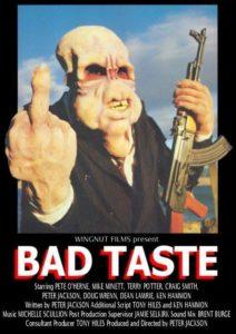 bad taste peter jackson gore
