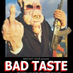 bad taste peter jackson gore