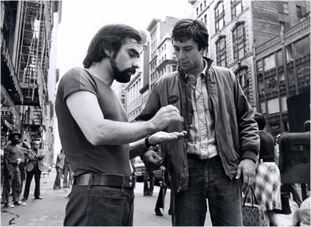 Scorsese aterriza en Monterrey