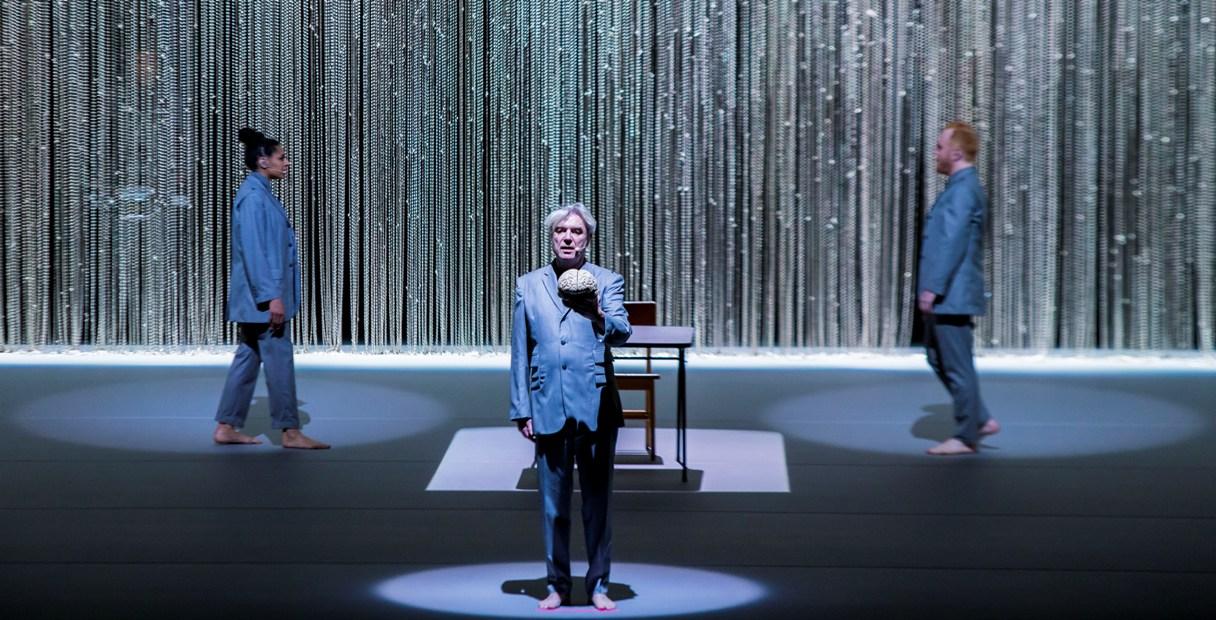 David Byrne o el arte de la ruptura