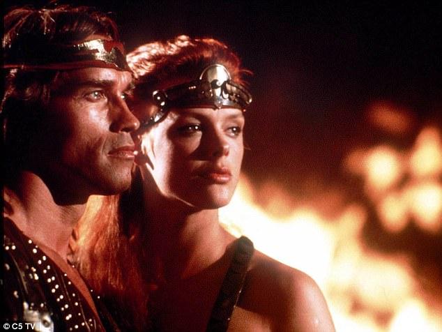Red Sonja: La de Schwarzenegger contra los monstruos