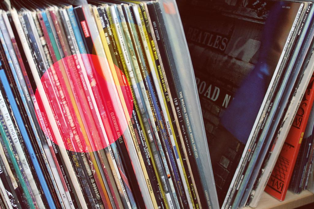 discos albumes lps