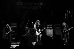 Corrosion Of Conformity en Monterrey