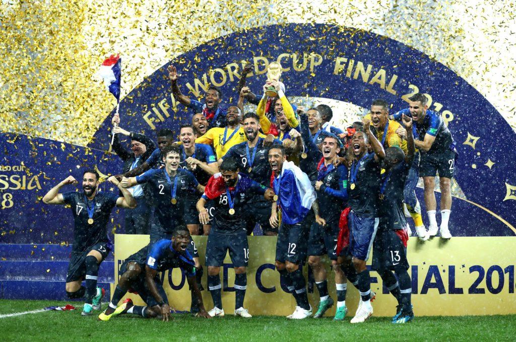 francia copa del mundo