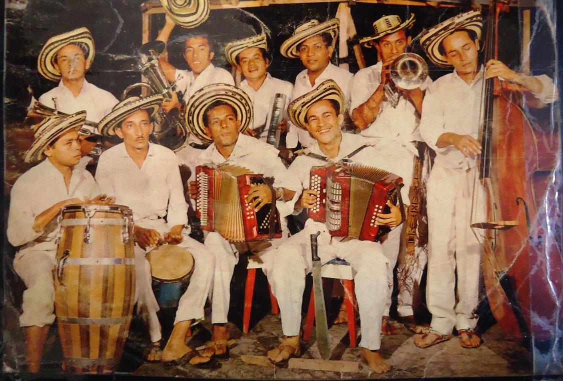 Música que habla: Colombia y la cumbia