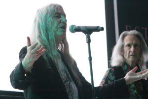 Tormenta y hecatombe: Patti Smith en Querétaro