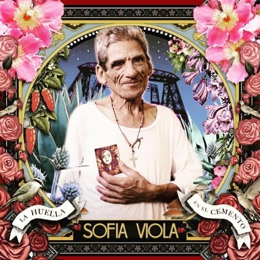 Sofía Viola - La huella en el cemento