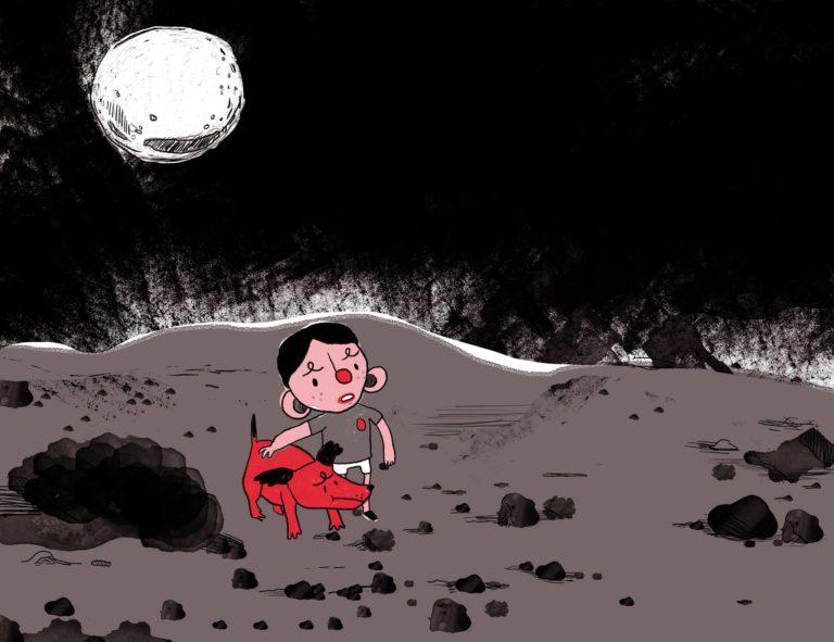ilustradoras hell cat