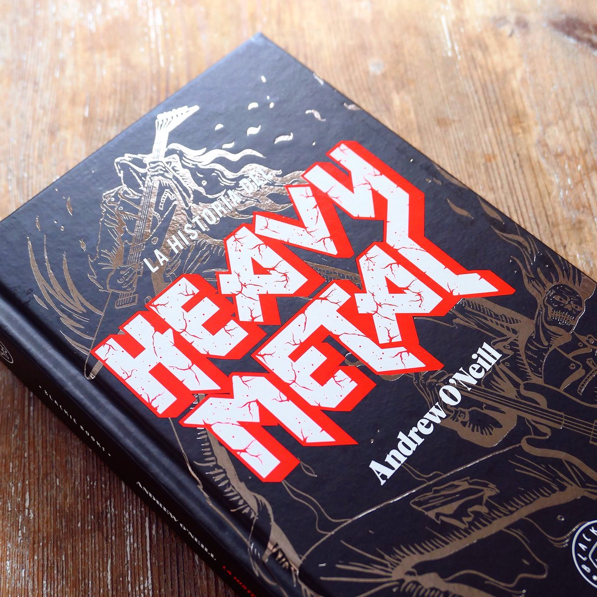 heavy metal historia