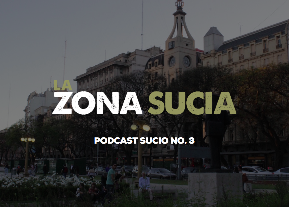 Podcast Sucio No. 3