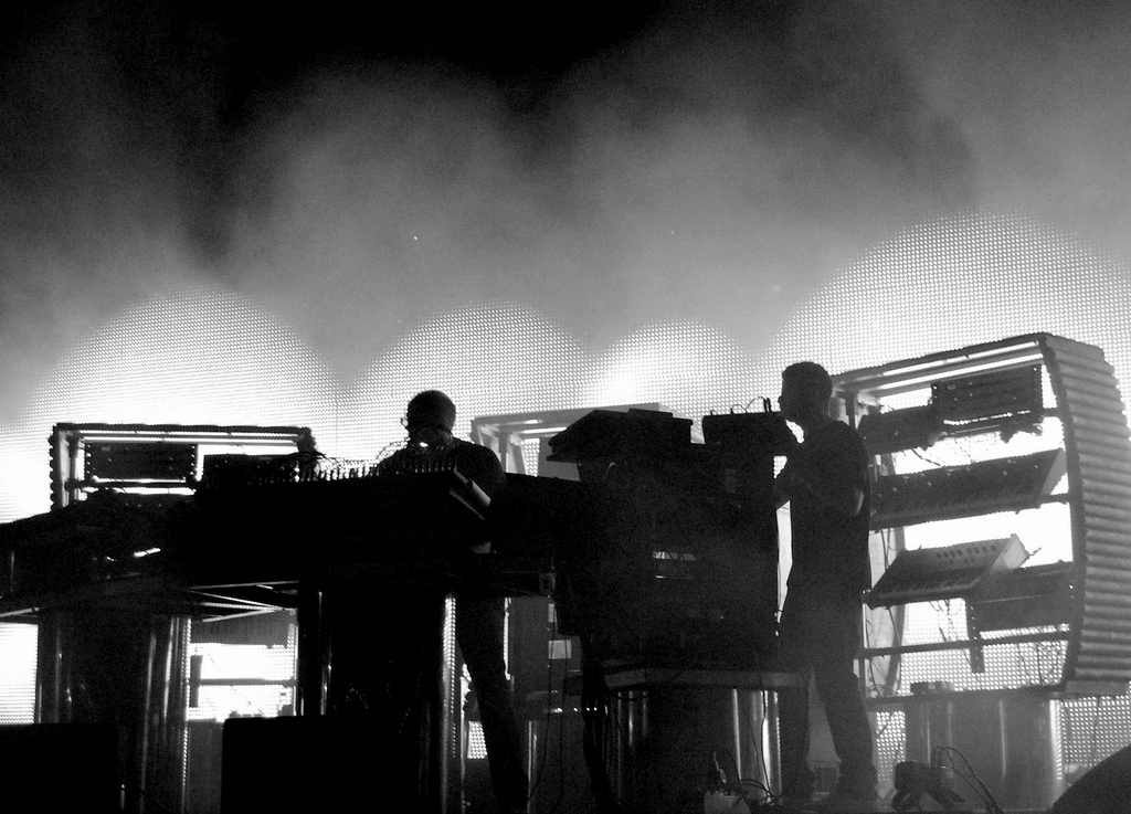 The Chemical Brothers en el Corona Capital