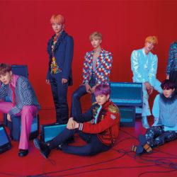 BTS k-pop