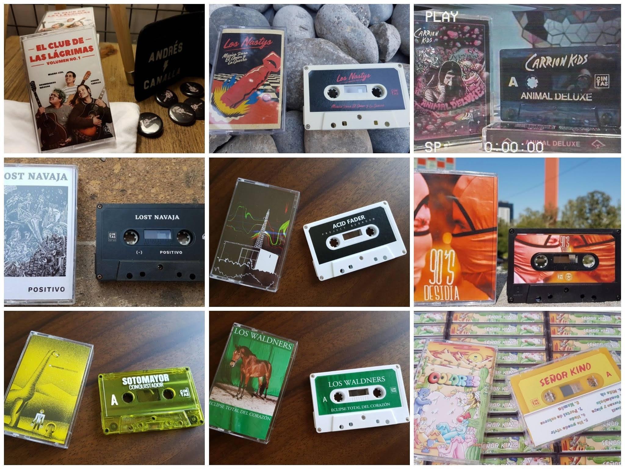 Las formas en que el cassette amenaza con volver