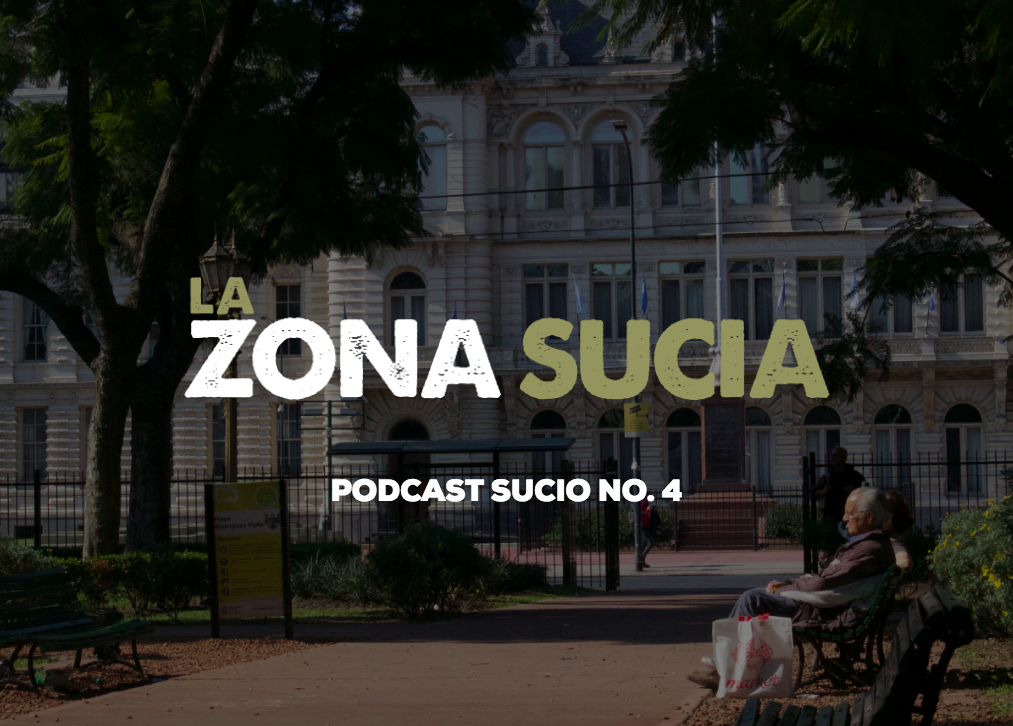 Podcast Sucio No. 4