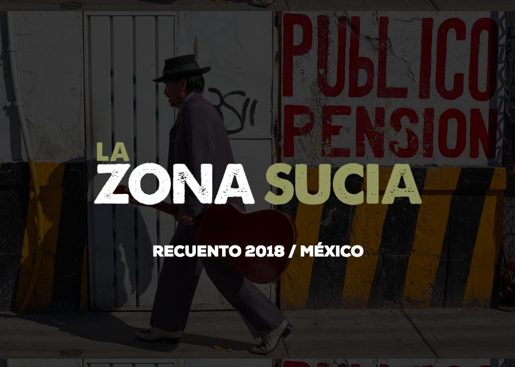 #Recuento: Los 12 mejores discos mexicanos de 2018