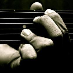 rock chavorruco guitarra