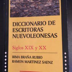 diccionario escritoras nuevoleonesas