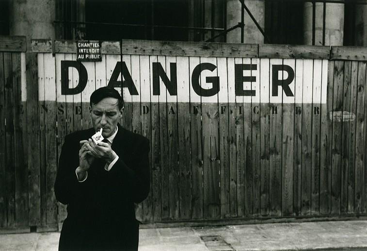 William S. Burroughs en la colonia Roma, la gestación de un gurú hipster
