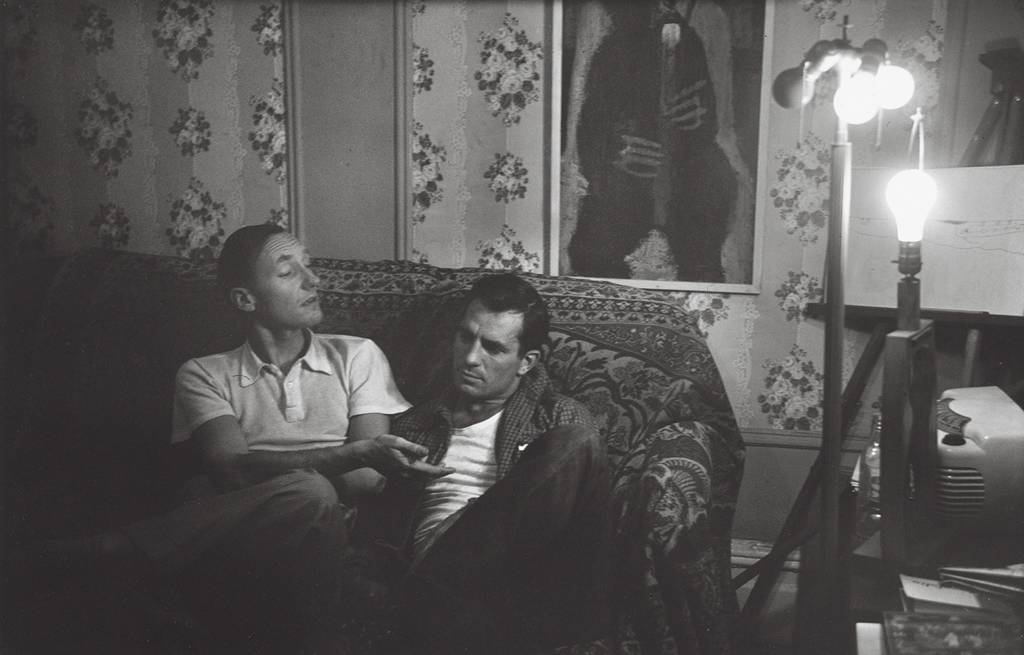 beat generacion perdida william burroughs y jack kerouac
