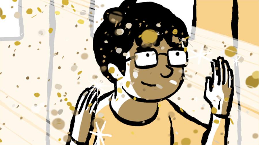 El autismo ilustrado como una catarsis. Una entrevista con Miguel Gallardo.