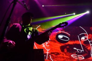 La gracia del punk: Wire, Lydia Lunch y Suzuki en el Festival Marvin 2019