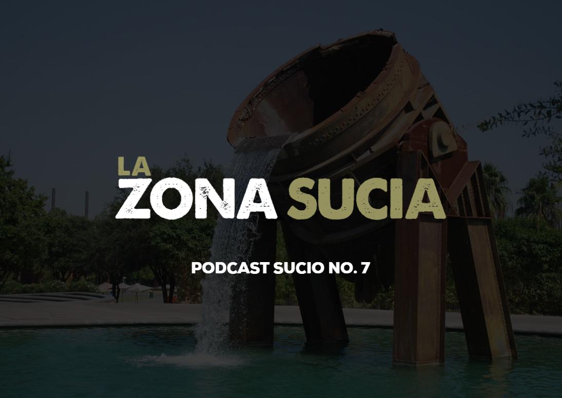 #Podcast 7 - De Asia a Sudamérica y Barcelona