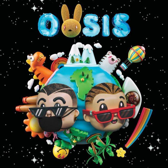 J Balvin y Bad Bunny - Oasis