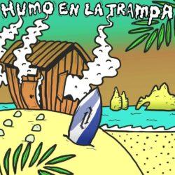 aleman humo en la trampa