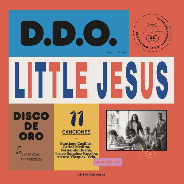 Little Jesus – Disco de Oro