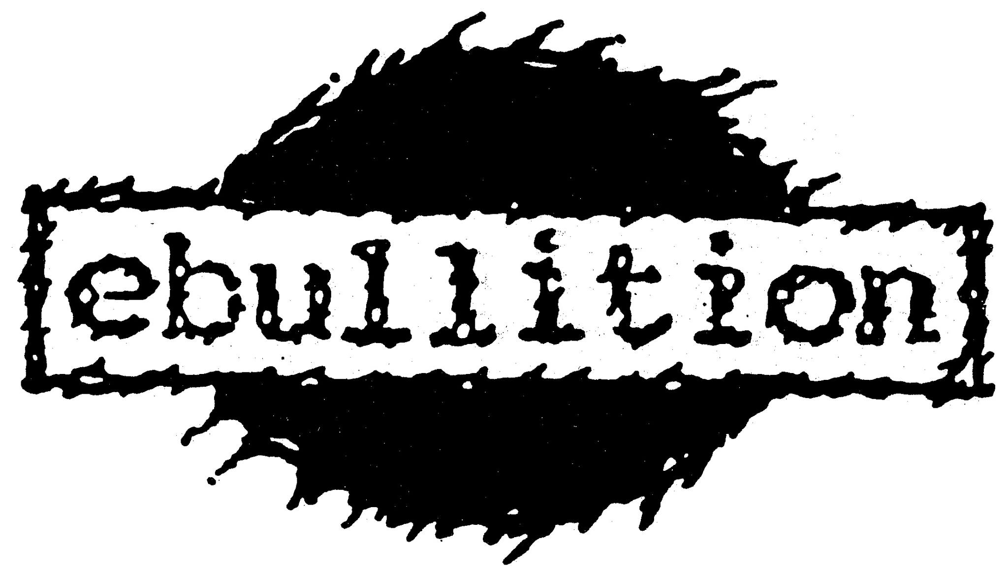 Ebullition Records: Sus discos de hardcore más representativos