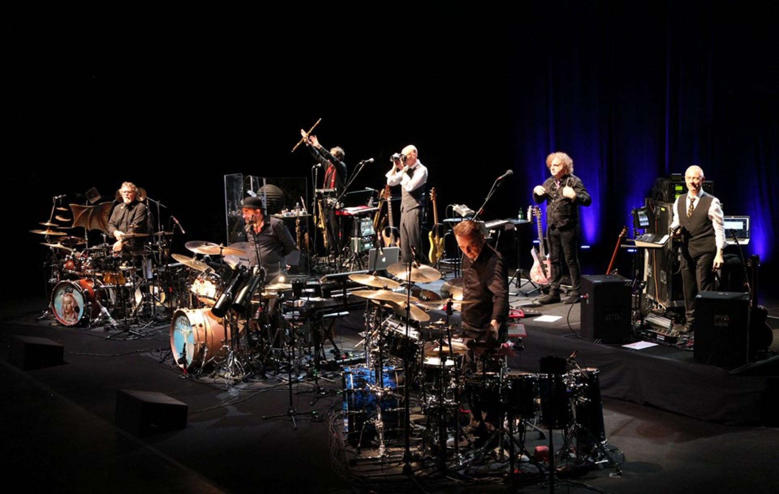 King Crimson: Experiencia fuera de este mundo