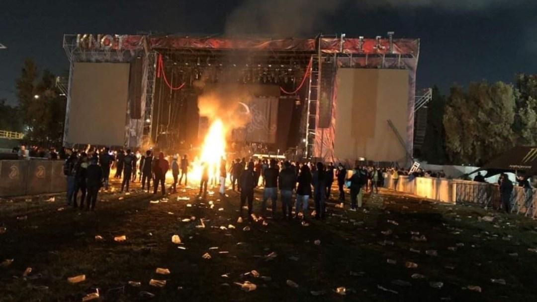 Cuando el caos aparece: El Knotfest como espejo de la sociedad