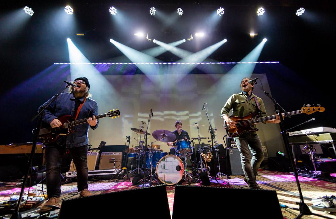 Gracias por nada, por nada en absoluto: Wilco en el Teatro Metropolitan