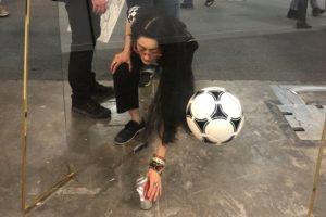Avelina Lésper y la falta de respeto al arte contemporáneo