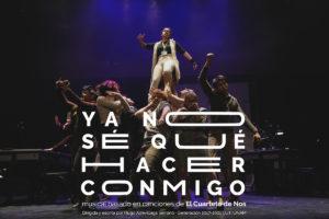 Hugo Arrevillaga, El Cuarteto de Nos y un musical para los tiempos atroces