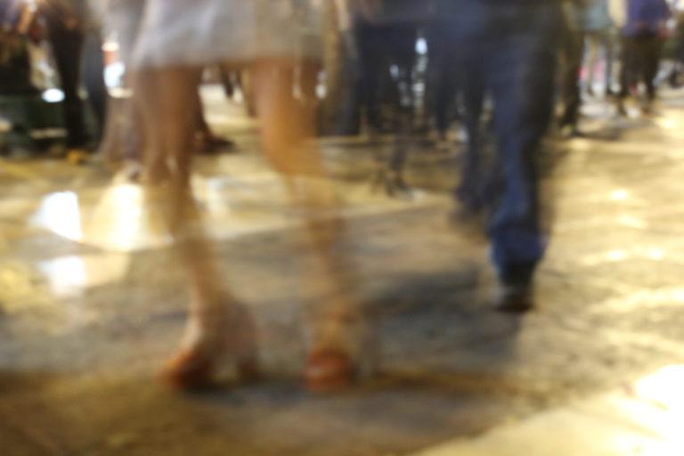 baile en la vieja normalidad
