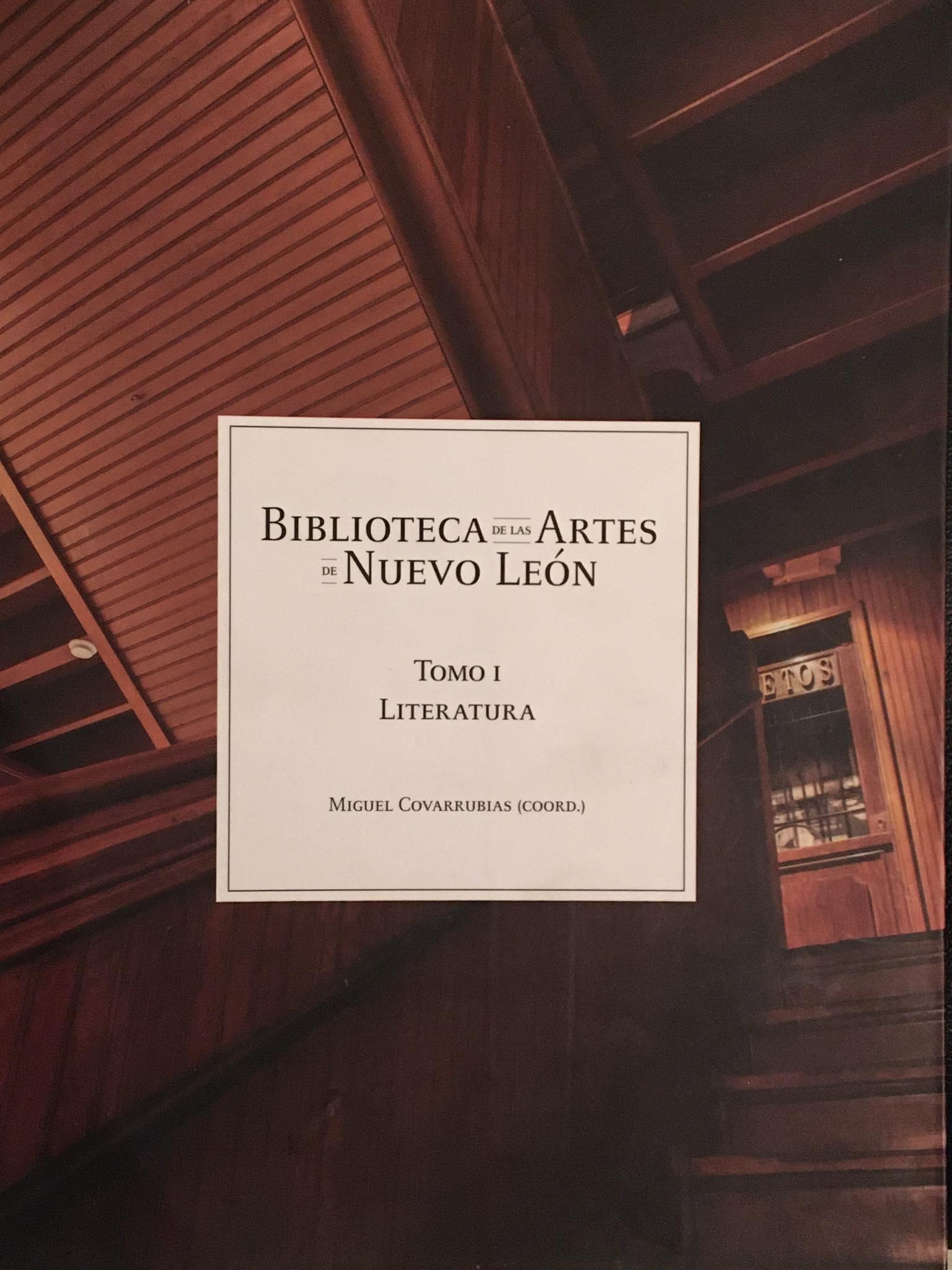biblioteca de las artes de nuevo león