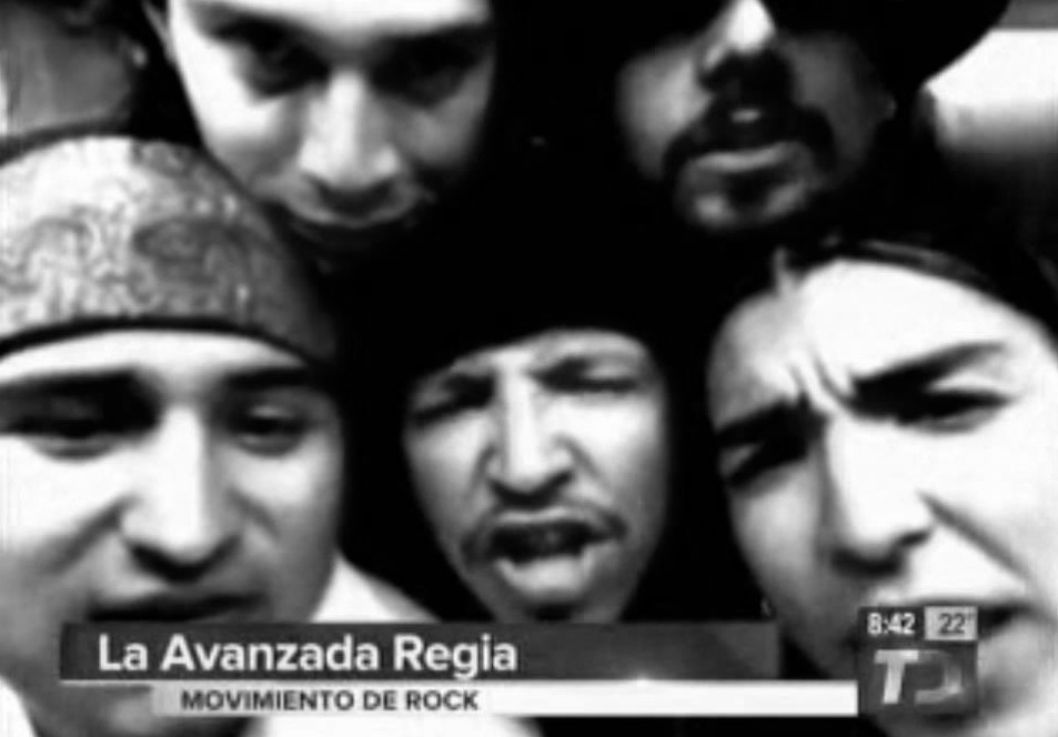 rock regio avanzada regia
