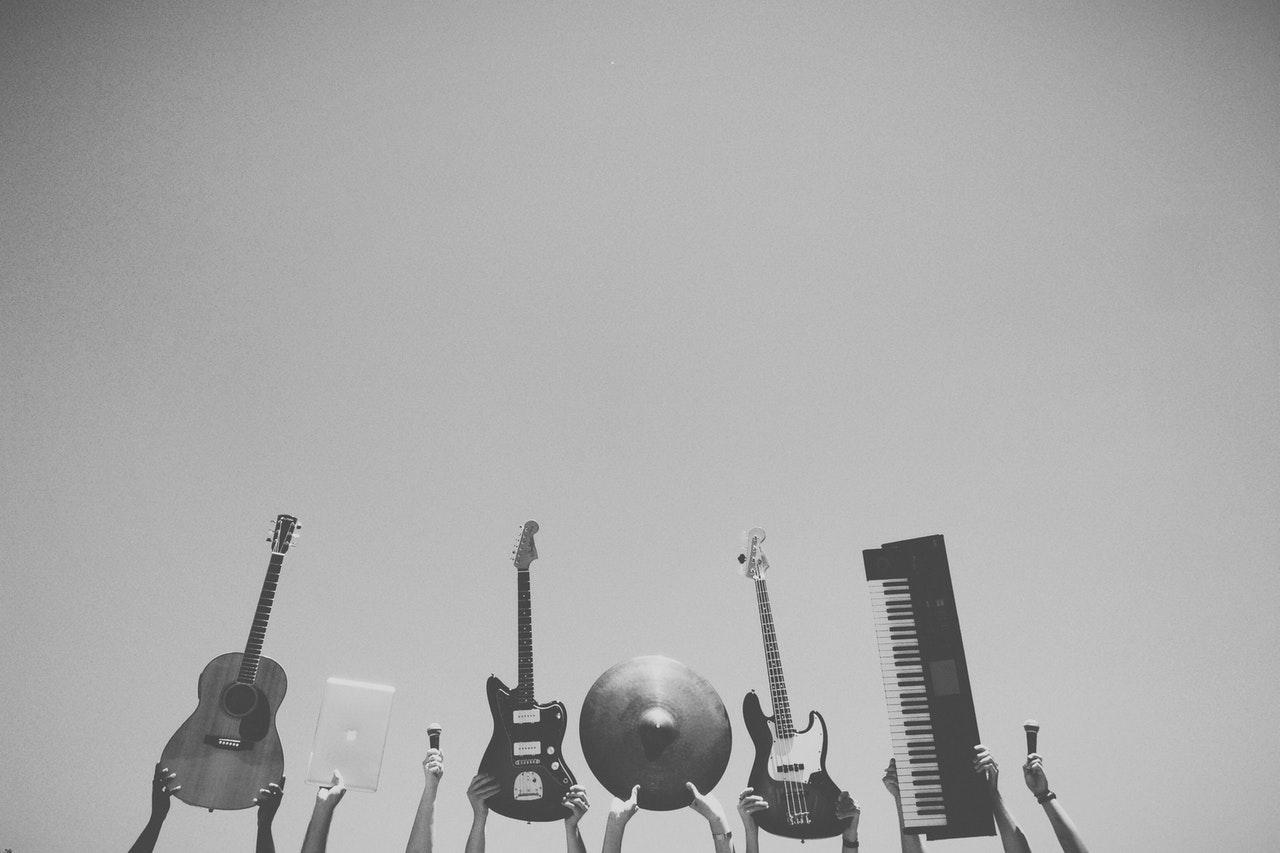 gracias, música